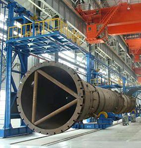 焊管应用案例